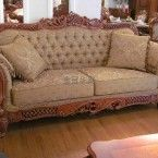Latest Wooden Sofa Set Design Pictures