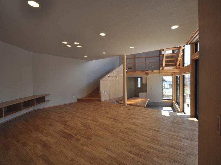 栗(クリ)床暖房ユニフローリング #Chestnut #Flooring