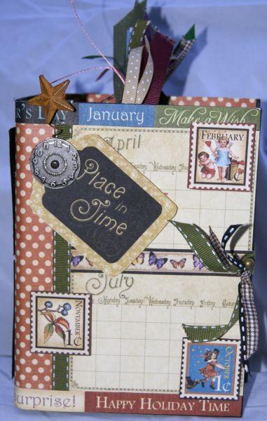 G45 Pocket Calendar Cover