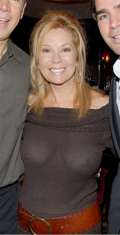 Nice idea kathy lee gifford see thru all