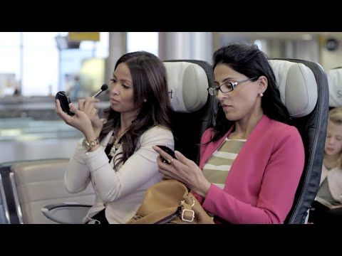 WestJet #SmartSeats: the best way to board a plane - YouTube.  These are hilariously Funny!  Best wishes, - Dan