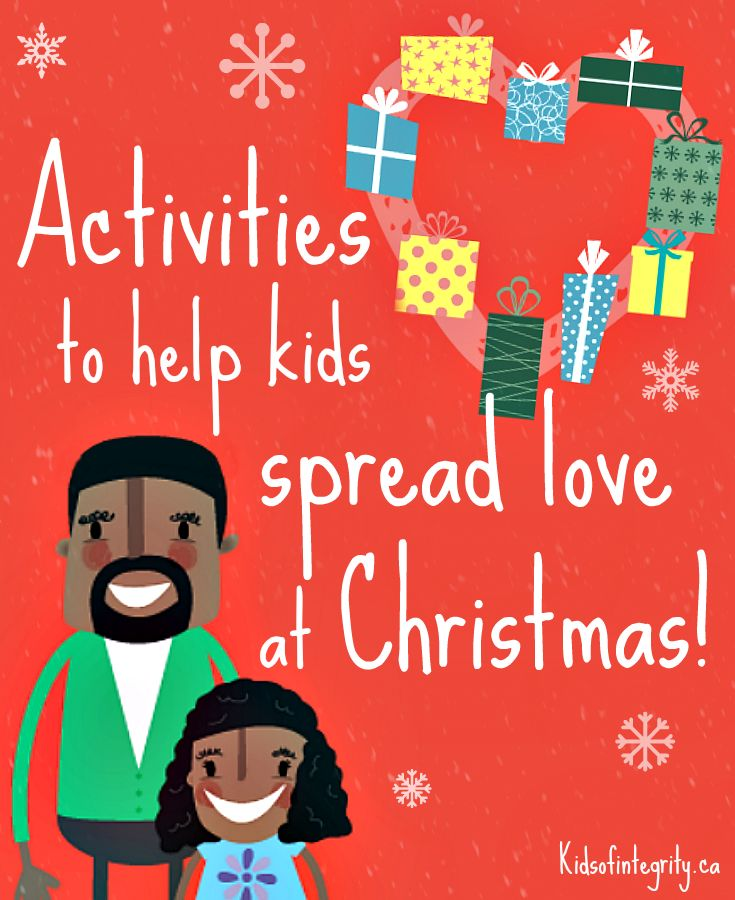 Love this idea to collect hearts for good behaviour and read them on Christmas Eve. Great way to encourage kids to keep showing kindness and love – even over the busy holiday season!