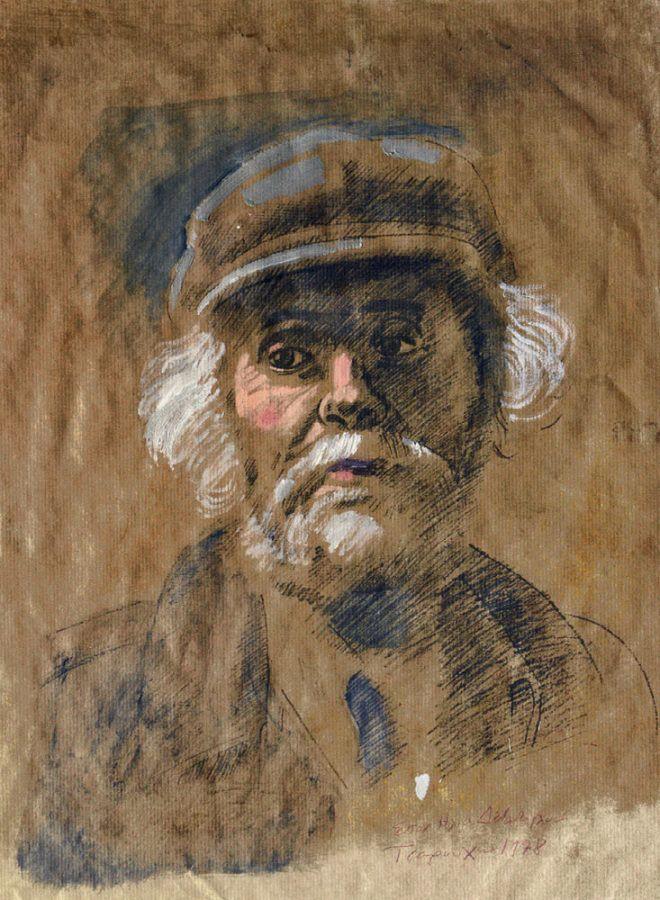 Αυτοπροσωπογραφία (1978)