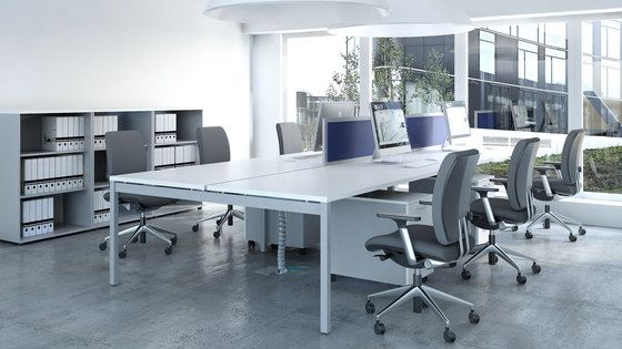 Desking systems   Desk systems   Ogi Y   MDD. Check it out on Architonic