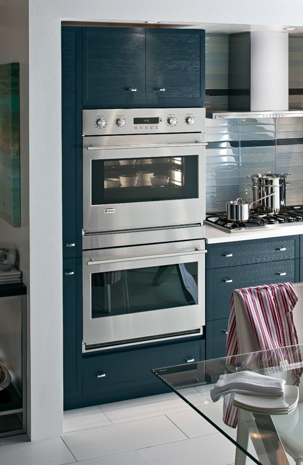 Nothing Like A Double Wall Oven Kitchen Kitchen Inspiration Contemporary Pinterest The