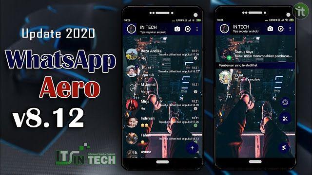 Whatsapp Aero Merupakan Wa Hasil Modifikasi Sehingga Whatsapp Mod Ini Memiliki Banyak Fitur Yang Bisa Anda Baca Dibawah Artikel Ini Untuk Mengetahui Fi Penguatan