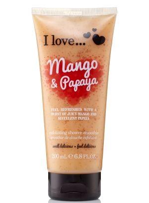 I love Mango & Papaya Vücut Scrubı
