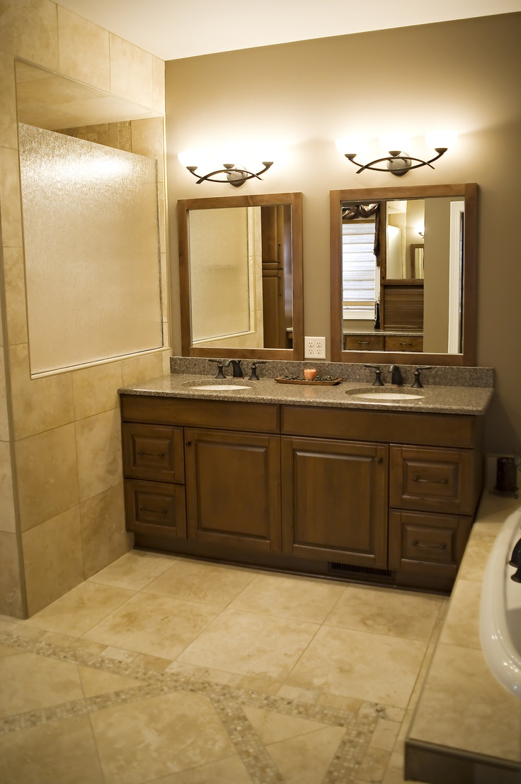 His And Her Vanity Bathroom Vanities Pinterest Vanities