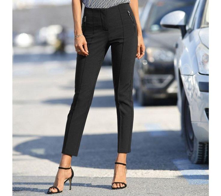 7/8 úzké kalhoty | blancheporte.cz #blancheporte #blancheporteCZ #blancheporte_cz #trousers