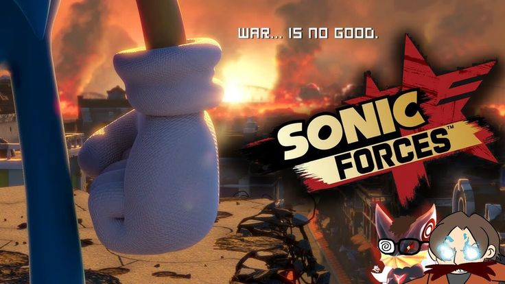 """Faries and Madhog Play: """"Sonic Forces"""""""