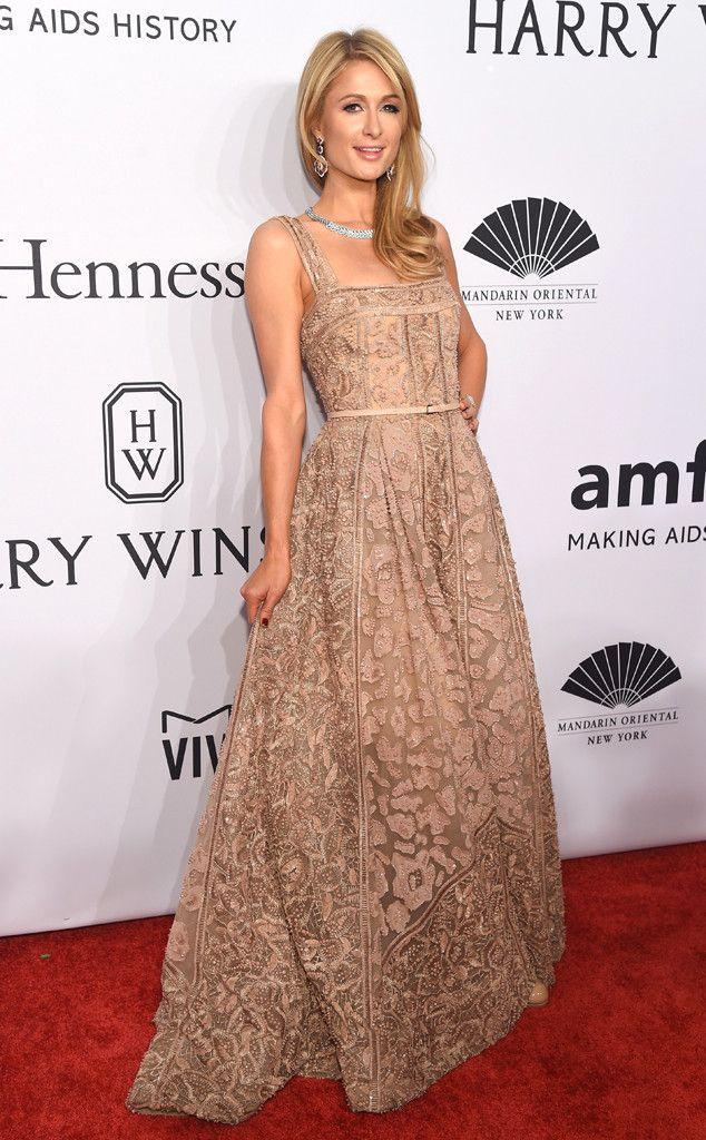 Paris Hilton se confie sur sa nouvelle vie avec Thomas Gross et sur les problèmes de sa famille  Paris Hilton, amfAR