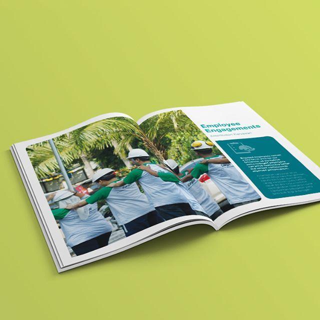 Laporan Tahunan Sorini Indonesia // Sorini Indonesia merupakan produsen sorbitol, yang memproduksi zat pemanis buatan dan produk-produk turunan pati. Laporan tahunan dibuat sistematis dan rapi dengan nuansa yang segar memadukan warna- warna korporat. Penempatan foto yang sesuai serta visualisasi infografis menjadi elemen kreatif yang mendukung fungsi laporan tahunan.