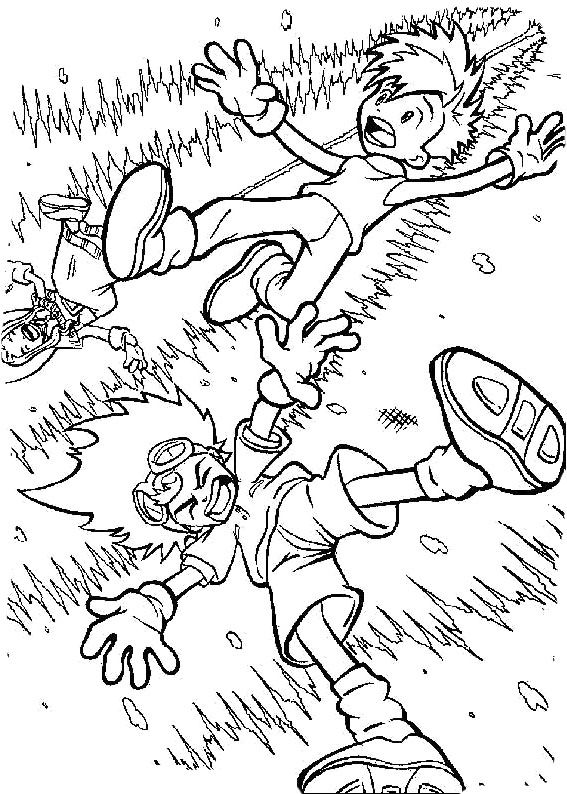 tanemon coloring pages - photo #18