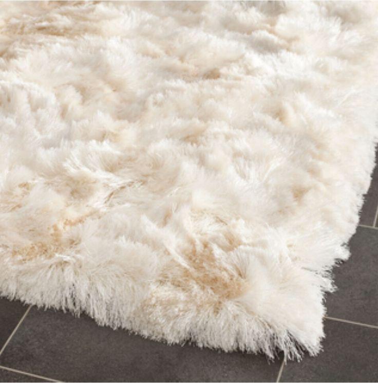 shag area rug - Fluffy Rugs