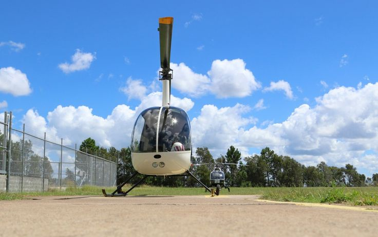 R22 Helicopter used for helicopter pilot training
