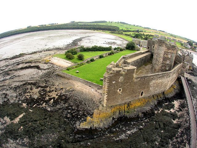 KAP at Blackness Castle, Scotland | by Pierre Lesage