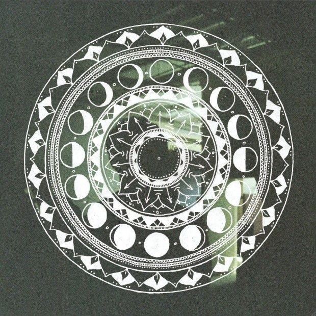 Lunar cycle / Sacred Geometry <3