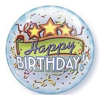 Happy Birthday Balloons: Happy Birthday Balloons for Guys