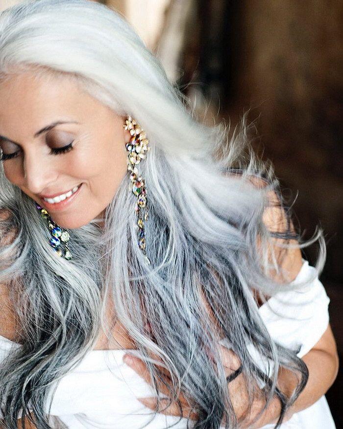 Grey hair quot big titsquot pics