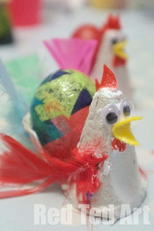 #kids #craft #easter - adorable!