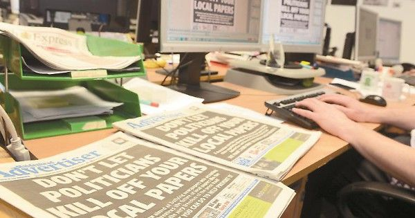 Just hours left to save our free press - Maidenhead Advertiser