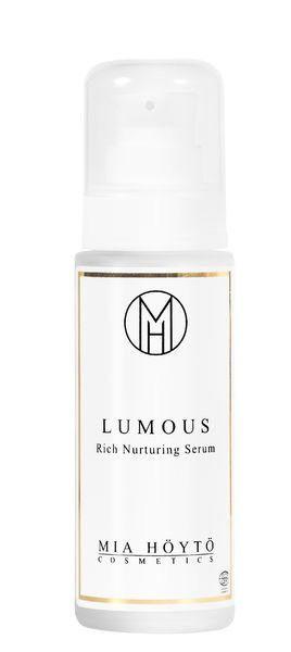 Mia Höytö LUMOUS | Rich Nurturing Serum Gesicht Serum & Masken