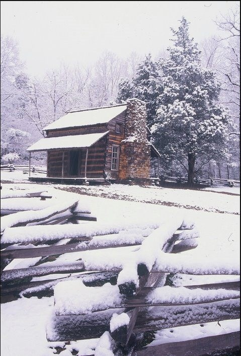 64 Best Log Cabins Of The Smokies Images On Pinterest