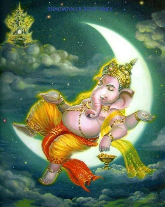 LOVELY BABY GANESHA