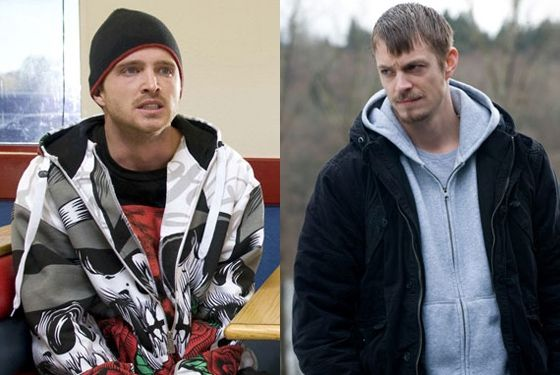 The Homeboy Off: Breaking Bad's Jesse Pinkman vs. The Killing's Stephen Holder -- Vulture