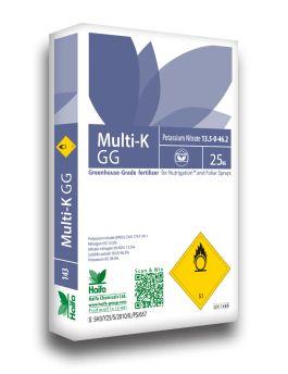 Λιπάσματα: Νιτρικό Κάλιο (Multi-K GG)
