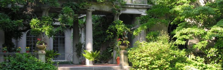 Van Vleck House & Gardens. Montclair, NJ