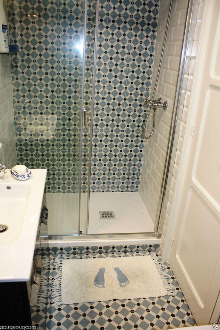 henley victorian encaustic effect ceramic wall floor tiles