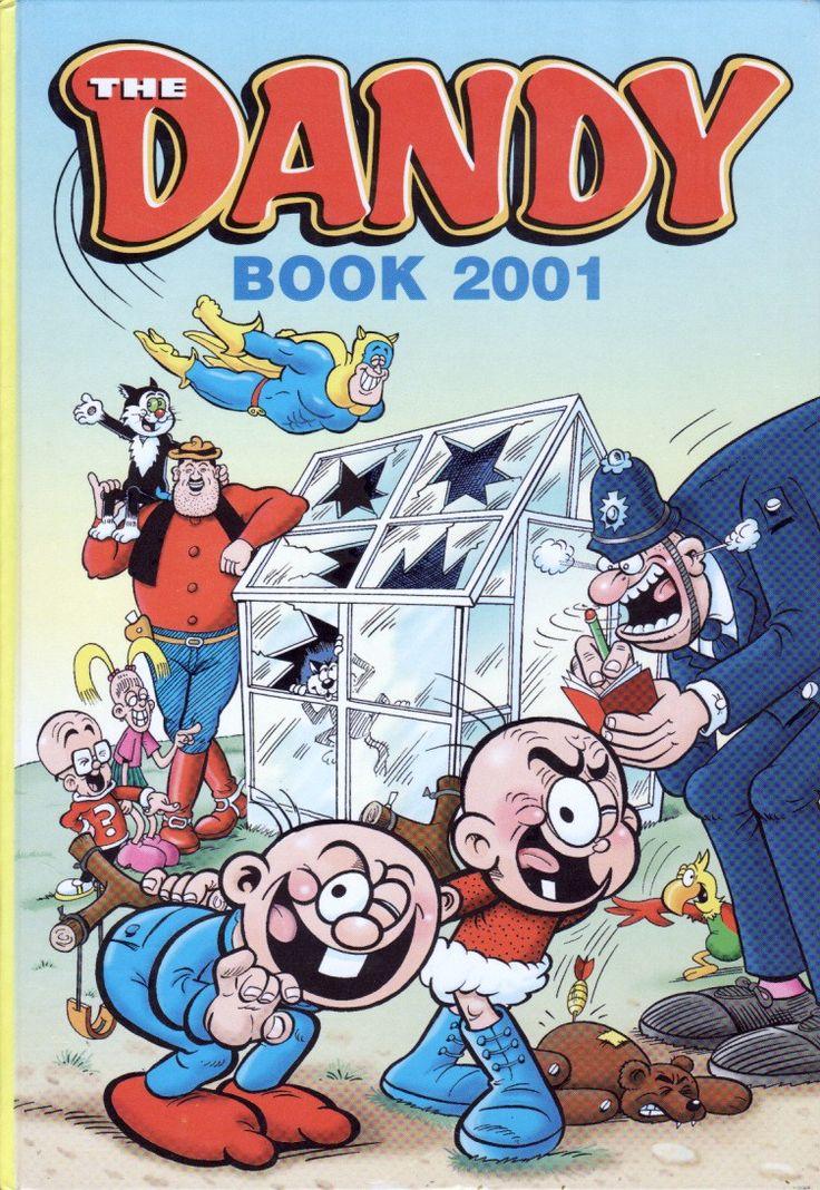Dandy book 2001