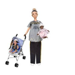 Bake Town, CA: New! Kern County Barbies for Sale!
