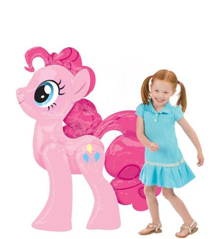 Giant Gliding Balloon Pinkie Pie My Little Pony Balloon - Party City