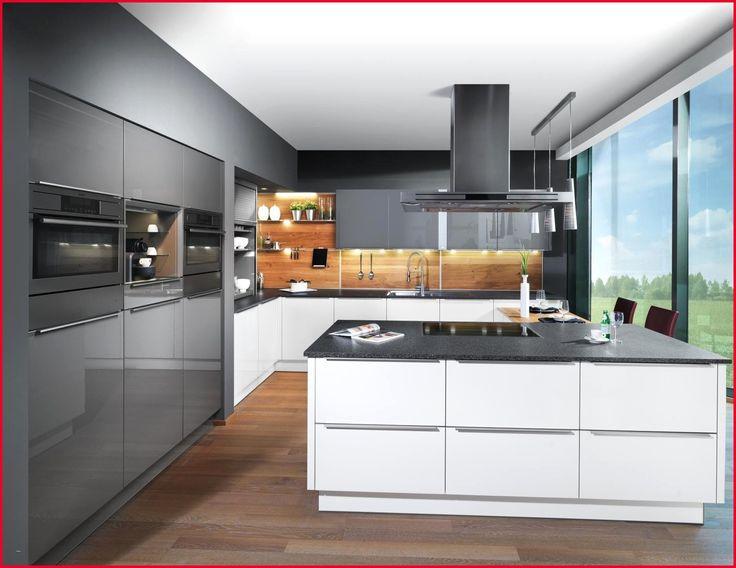 Bilder Küche Modern   White modern kitchen, Interior design kitchen, Kitchen design
