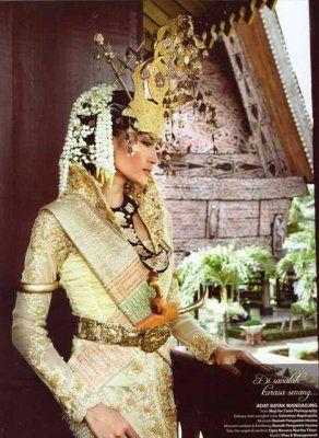 Batak Mandailing (Indonesia)