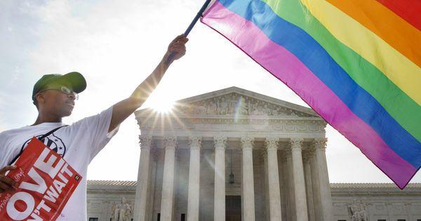 La Cour suprême américaine légalise le mariage homosexuel sur l'ensemble du territoire