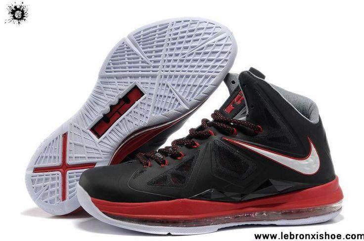 Buy Latest Listing Nike Lebron X (10) Pressure Style 598360-001 Fashion  Shoes