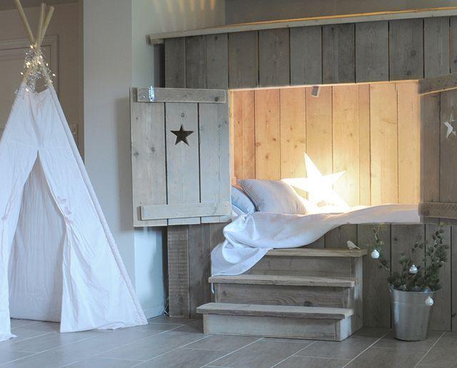 Inspirasjon til barnerommet - fem unike senger (Franciskas Vakre ...