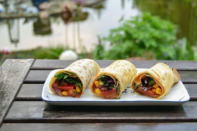 die besten 25 mexikanische wraps ideen auf pinterest mexikanische rezepte mexikanische tacos. Black Bedroom Furniture Sets. Home Design Ideas