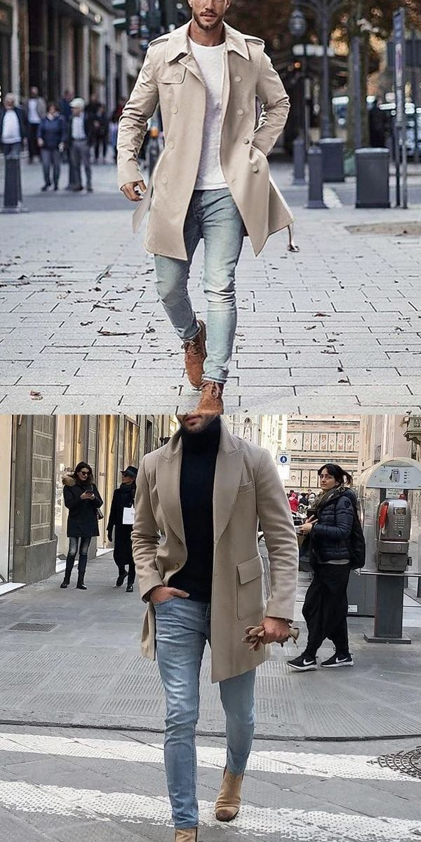 Men's Fashion Coat