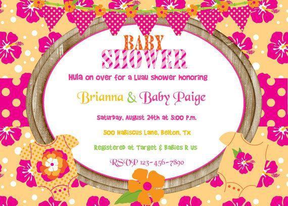 81 best images about baby shower ideas on pinterest | free, Baby shower invitations
