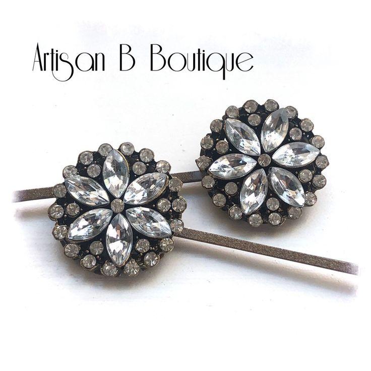 Elegance Bridal Hair Pins Formal Bobby Pins Hair Accessories