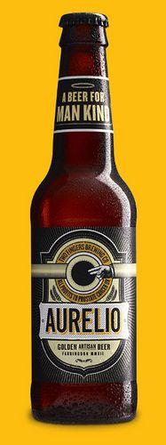 Aurelio Golden Artisan Beer