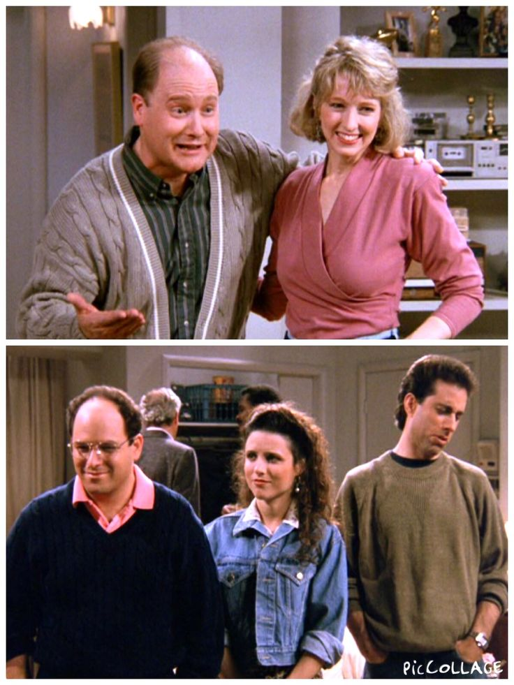 The Car Rental Agent - Seinfeld Characters