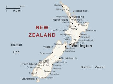 New Zealand Guide -- National Geographic