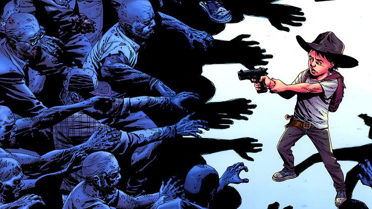 "Staying In The Basement: ""Walking Dead"" Creator Robert Kirkman On Writing Comics And TV And Keeping Sane 