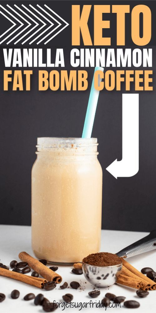 YUM!! Keto Fat Bomb Coffee! You've got to try this…