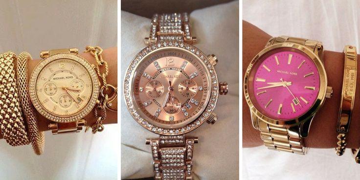 30 Modelle der schönsten Uhren für Frauen